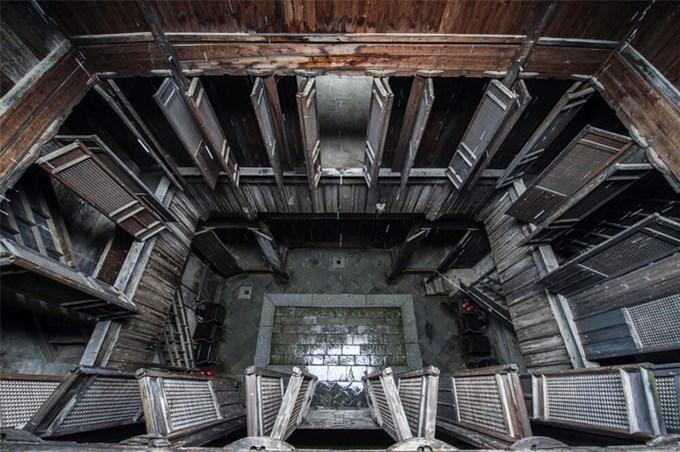 Làng cổ có kiến trúc theo phong thủy chống hoả hoạn