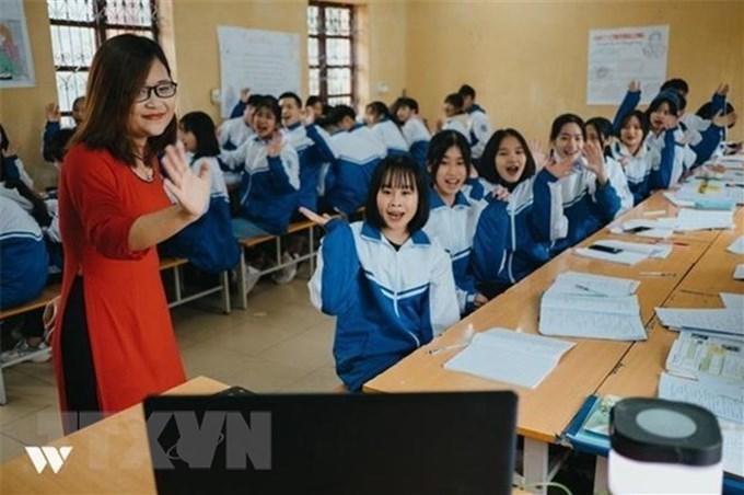 Cô giáo tốp 10 giáo viên toàn cầu trúng cử đại biểu quốc hội khoá XV