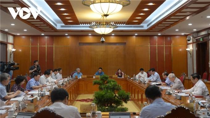Tổng Bí thư: Tuyệt đối không lơ là, chủ quan trong công tác phòng, chống dịch COVID-19