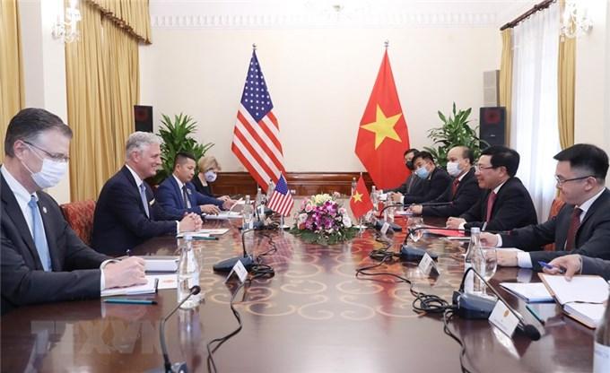 Quan hệ Hoa Kỳ - Việt Nam: Từ cựu thù đến nở rộ hợp tác kinh tế