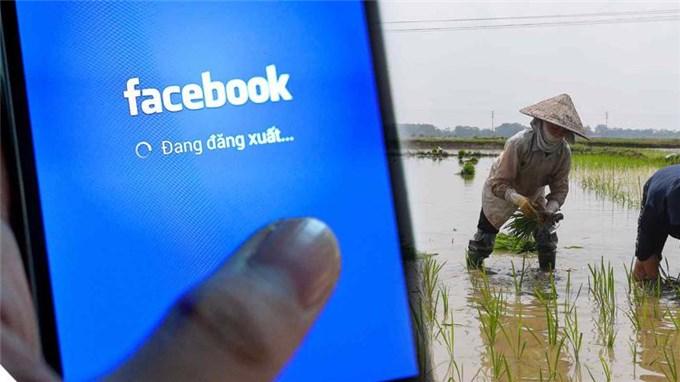 Facebook nhắm tới thị trường quảng cáo màu mỡ tại nông thôn Việt Nam