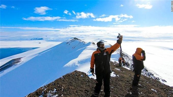 New Zealand: Người Maori có thể đã phát hiện ra Nam Cực trước người phương Tây 1.300 năm
