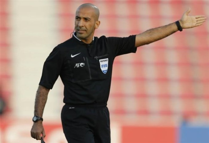 Revealing the referee to catch the match between Vietnam and UAE