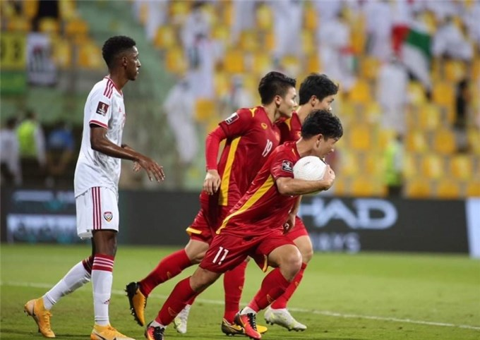 The Vietnam National Football team made history when entering the final qualifying round of the World Cup