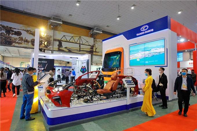 VIMEXPO 2021: Việt Nam đang từng bước đóng vai trò quan trọng trong chuỗi cung ứng toàn cầu