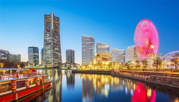 24 giờ khám phá Yokohama, thành phố cảng xinh đẹp của Nhật Bản