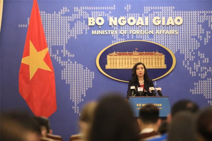 Việt Nam phản đối Trung Quốc khảo sát quần đảo Hoàng Sa