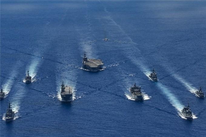 Động thái của Quốc tế với tình hình Biển Đông