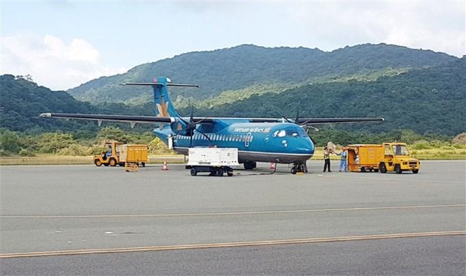 Mở rộng đường băng, nhà ga để sân bay Côn Đảo đón 2 triệu khách