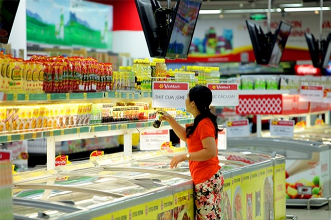 Encouraging domestic brands is a trend of Vietnamese consumers