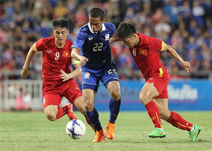 Việt Nam, Thái Lan không cùng bảng ở AFF Cup 2021