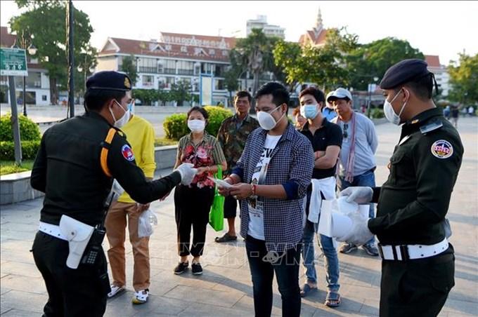 Campuchia: Chính quyền Phnom Penh xác nhận tình hình dịch có thuyên giảm