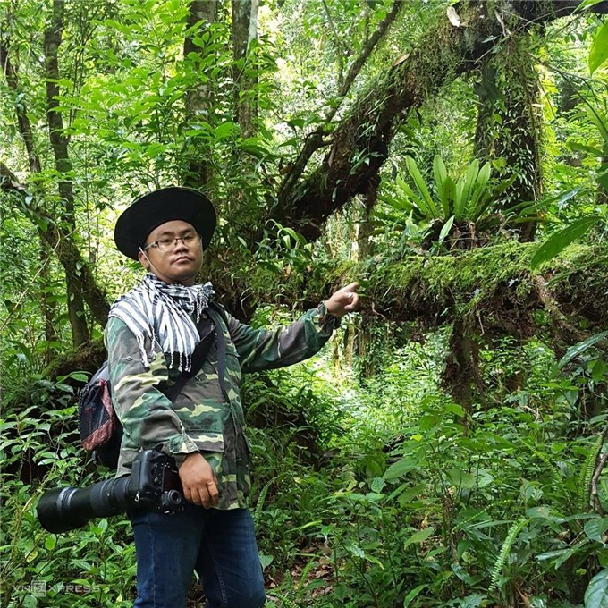 Thiên nhiên hoang dã ở Cát Tiên