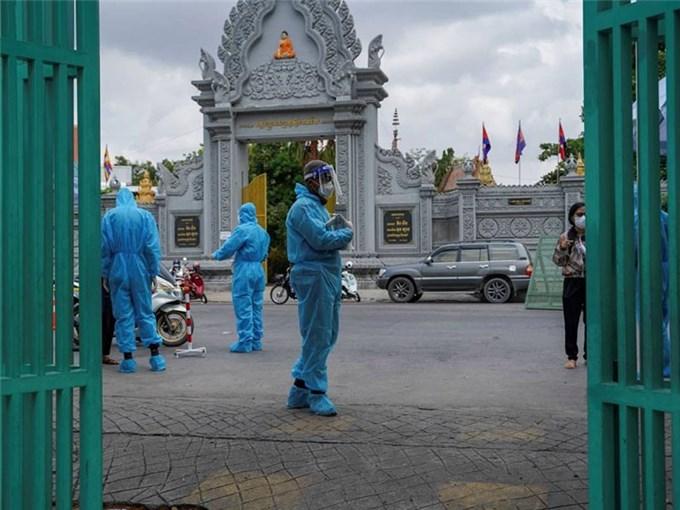 Campuchia: loạt biện pháp khẩn trước nguy cơ lây lan biến chủng Delta
