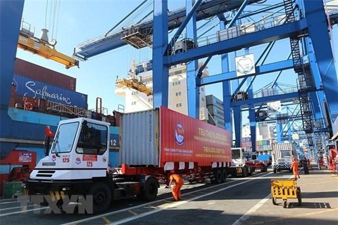 Khuyến cáo tạm ngưng tiếp nhận một số hàng hóa tại Tân Cảng-Cát Lái
