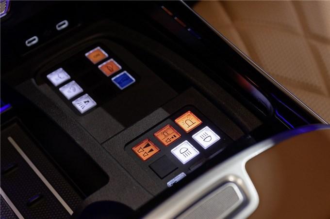 Mercedes S680 Guard 4Matic - xe sang bọc thép