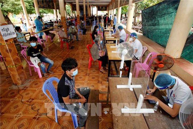 WHO cảnh báo Campuchia đang ở thời điểm then chốt để chặn dịch