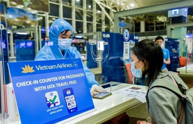 Vietnam Airlines succeeds in applying IATA Travel Pass