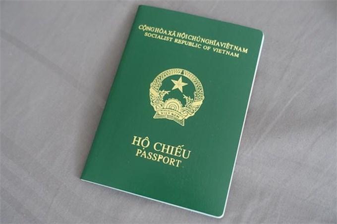 Chính thức áp dụng mẫu hộ chiếu gắn chíp mới từ hôm nay