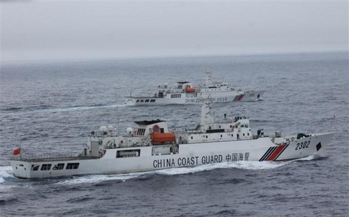 Trung Quốc kiểm soát đi lại ở Biển Đông