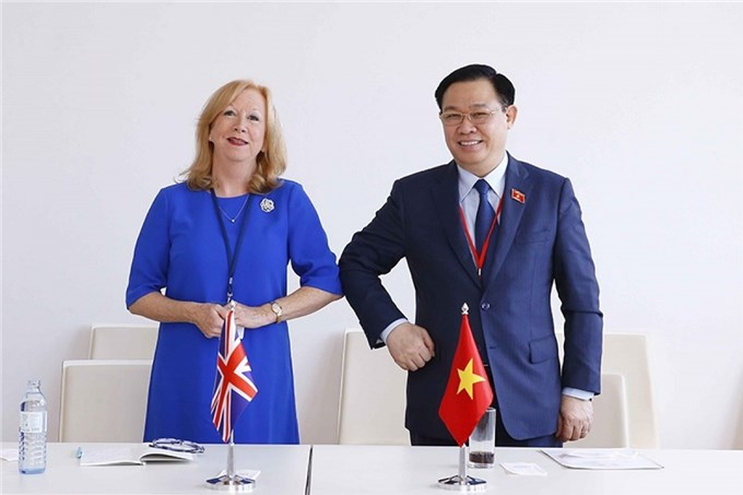 Vietnam supports UK in promoting economic ties with ASEAN