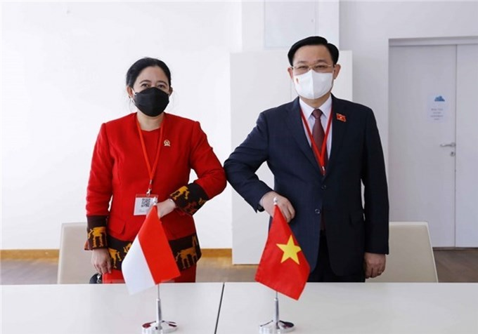 Vietnamese, Indonesian parliaments strengthen cooperation