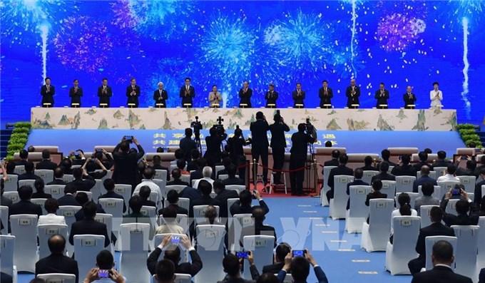 Việt Nam giới thiệu các sản phẩm có sức cạnh tranh tại CAEXPO 2021