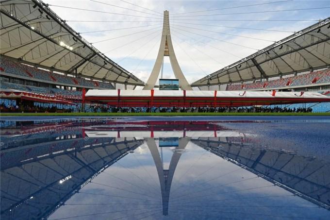 Trung Quốc tặng Campuchia sân vận động mới trị giá 150 triệu USD