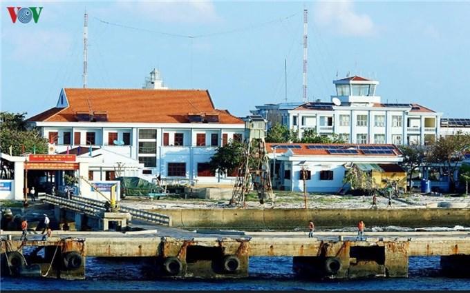 越南长沙岛的新活力