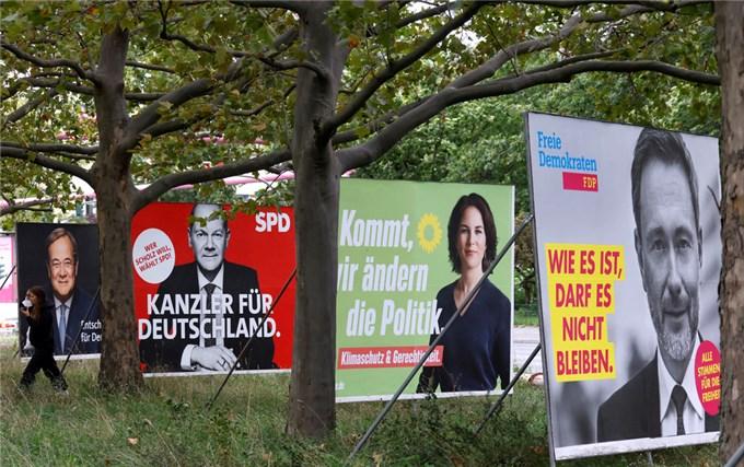Kịch bản cuộc tổng tuyển cử khó đoán tại Đức