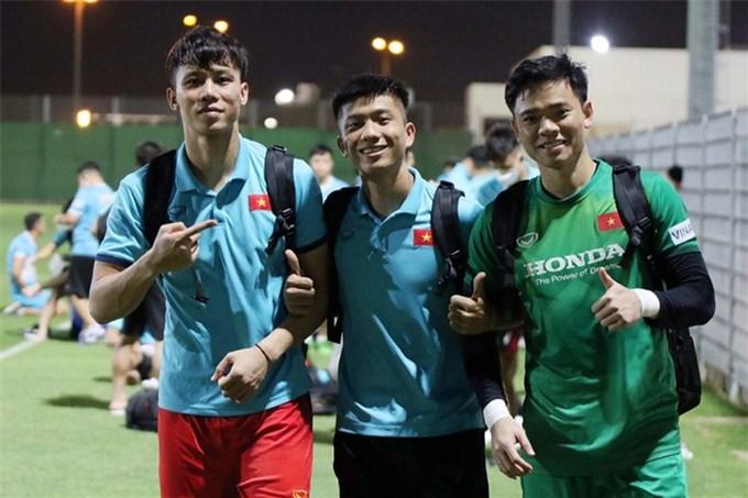 Phan Văn Đức báo tin dữ với HLV Park Hang Seo trước trận gặp Trung Quốc