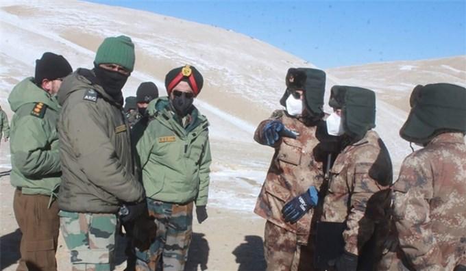 Tăng cường quân và vũ khí tranh chấp biên giới Trung - Ấn liệu có gia tăng