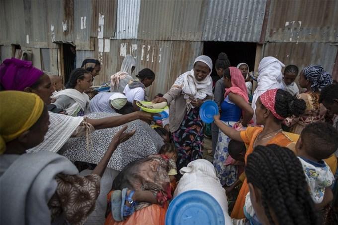 Quyền con người và nạn đói ở Ethiopia liệu có được khắc phục