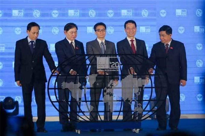 Việt Nam đăng cai tổ chức Hội nghị và Triển lãm Thế giới số toàn cầu