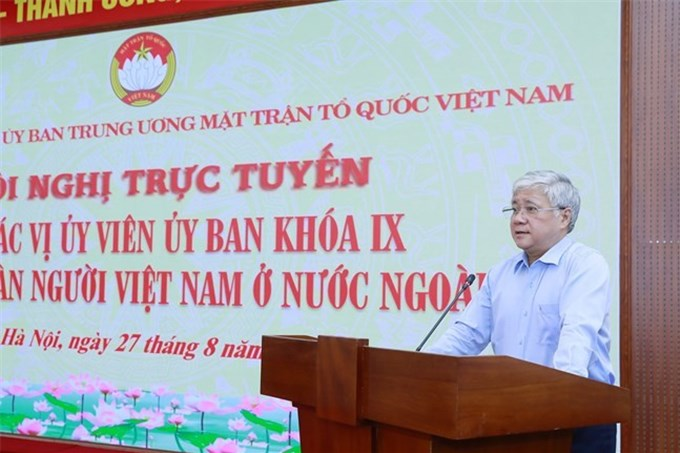 The Vietnamese overseas join hands with country to overcome Covid-19 pandemic