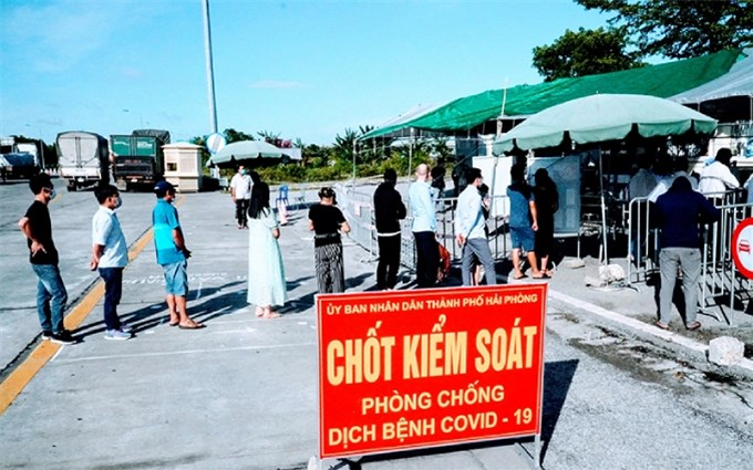 Hải Phòng tiếp nhận hành khách về từ các địa phương trên tuyến ô tô cố định liên tỉnh