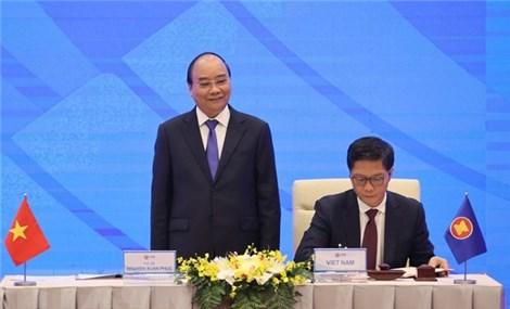'Nên thành lập Ban thư ký RCEP và đặt trụ sở tại Việt Nam'