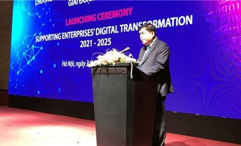 Mỹ hỗ trợ các doanh nghiệp nhỏ và vừa Việt Nam chuyển đổi số