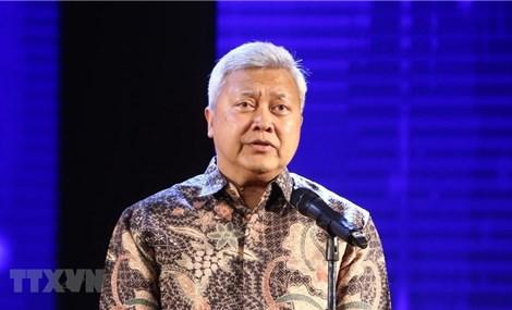 Trao Huân chương Hữu nghị tặng Đại sứ Indonesia tại Việt Nam