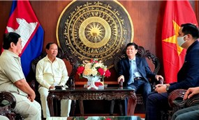 Thủ tướng Hun Sen Sự ủng hộ của Việt Nam giúp Campuchia giành tự do