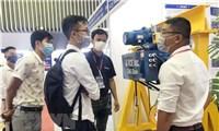 Khai mạc chuỗi triển lãm quốc tế chuyên ngành ở Thành phố Hồ Chí Minh