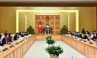 Phó Thủ tướng Phạm Bình Minh Đẩy mạnh hơn nữa công tác dự báo và tham mưu về hội nhập quốc tế