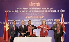 Sân chơi mới cho hàng xuất khẩu Việt Nam
