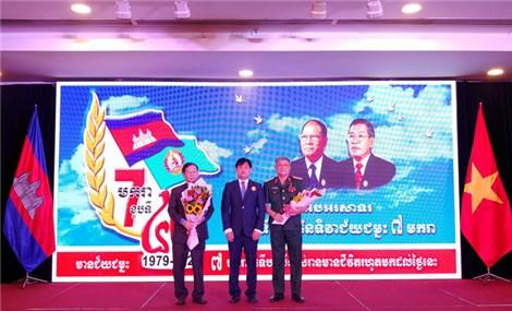 Tăng cường, phát triển mối quan hệ hữu nghị truyền thống Việt Nam - Campuchia