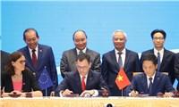 Bước phát triển của quan hệ Việt Nam-EU và triển vọng thời gian tới
