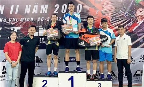 """Đức Phát thắng Nguyễn Tiến Minh gây """"sốt"""", muốn số 1 cầu lông VN 2021"""