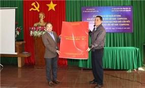 Đắk Lắk bàn giao và tập huấn sử dụng bản đồ địa hình biên giới Việt Nam – Campuchia