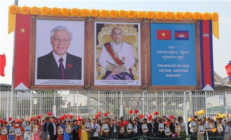 Great contribution by our Party to Viet Nam – Cambodia ties