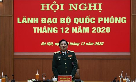 Military units asked to ensure security and safety for coming Tet and National Party Congress