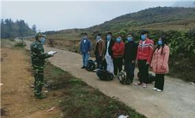 Người Việt về nước dịp Tết: Không để trường hợp nào nhập cảnh mà không cách ly